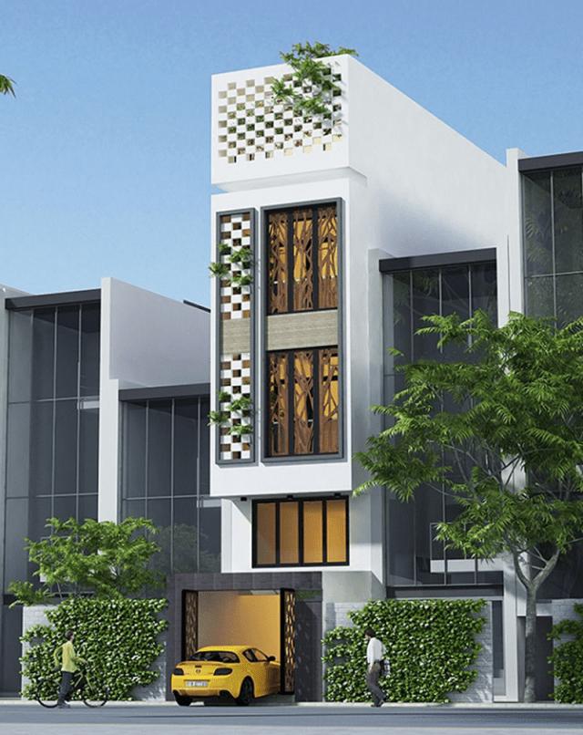 Lựa chọn màu sắc phù hợp với phong cách thiết kế ngôi nhà