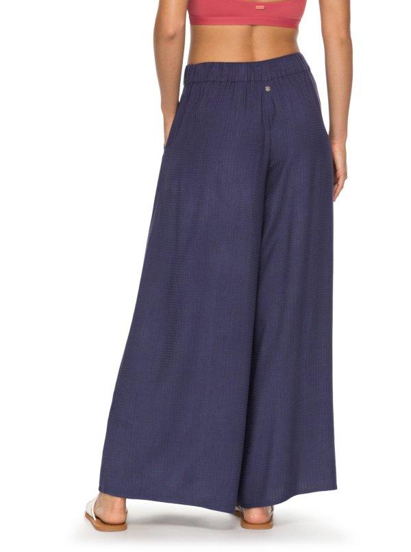 Western Sunset Wide Leg Gaucho Pants 191274463476 Roxy