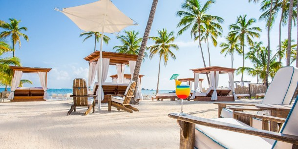 $599 -- Caribbean 4-Night All-Inclusive Vacation w/Air