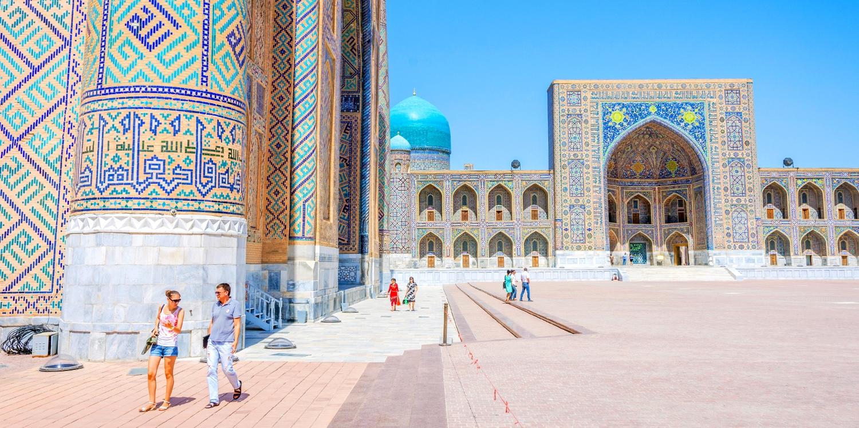 12月出發有平!古代一帶一路最璀璨的兩個國度:烏茲別克及哈薩克   Travelzoo