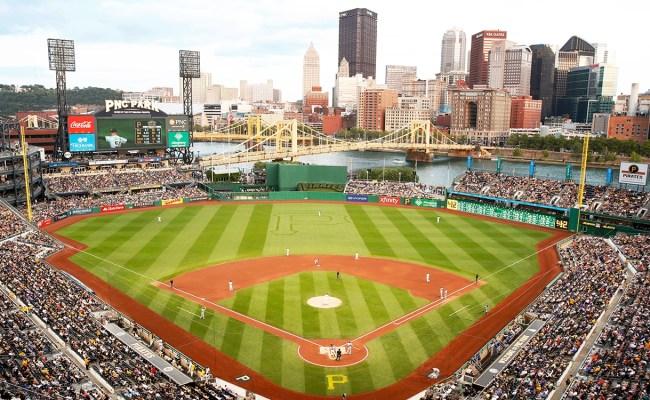 Pirates Home Games Vs Dodgers Incls 10 Credit Travelzoo
