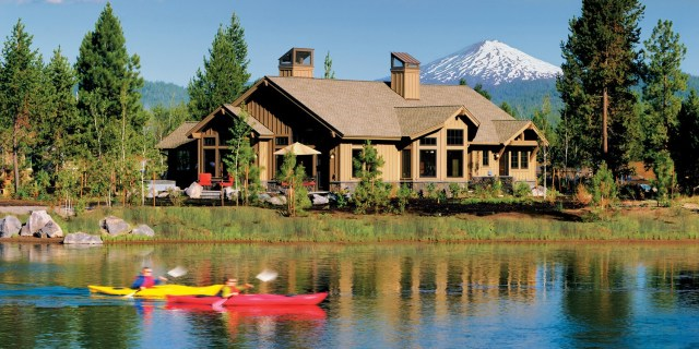 Image result for Sunriver Resort, Bend Oregon