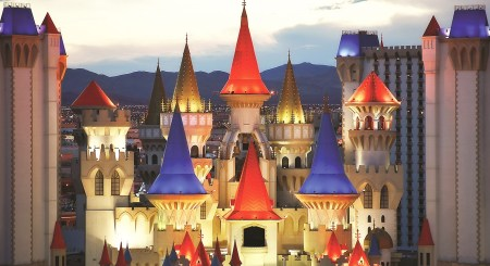For The Value Conscious Las Vegas Traveler, The Medieval Excalibur Hotel & Casino Offers Everything Under One Castle