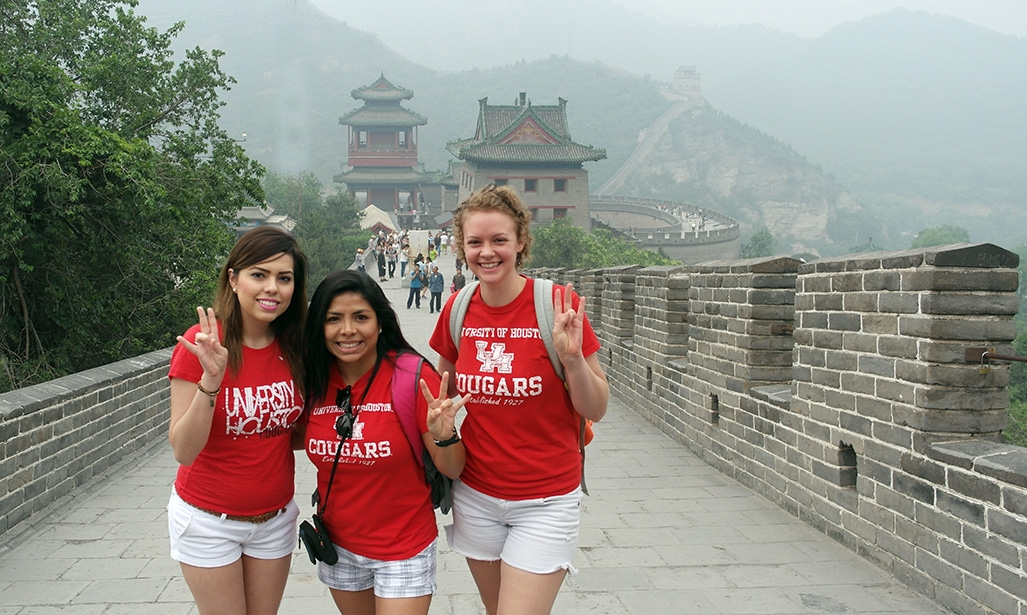 UH Funds Scholarships for Students to Study in China  University of Houston