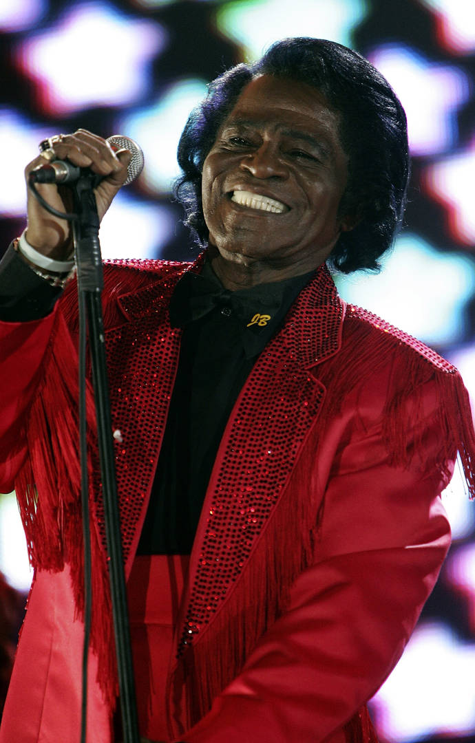 James Brown Death Investigation
