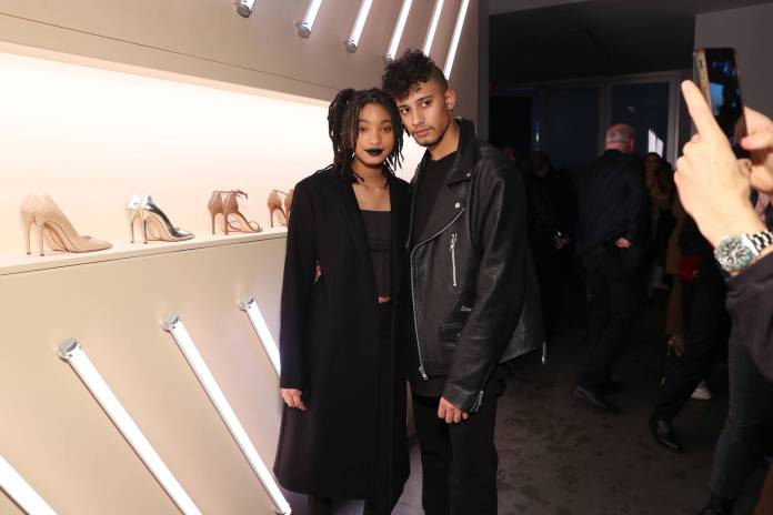 Willow Smith Tyler Cole Rock group Duo debut album The Anxiety