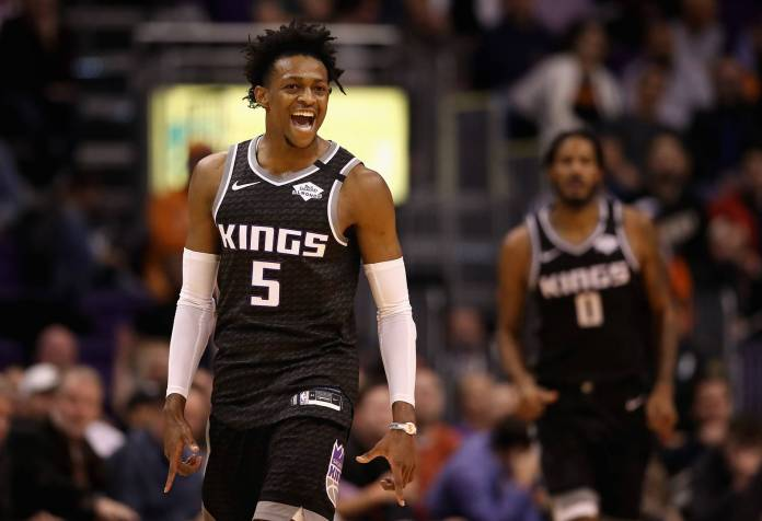 De'Aaron Fox, NBA 2K, Twitch