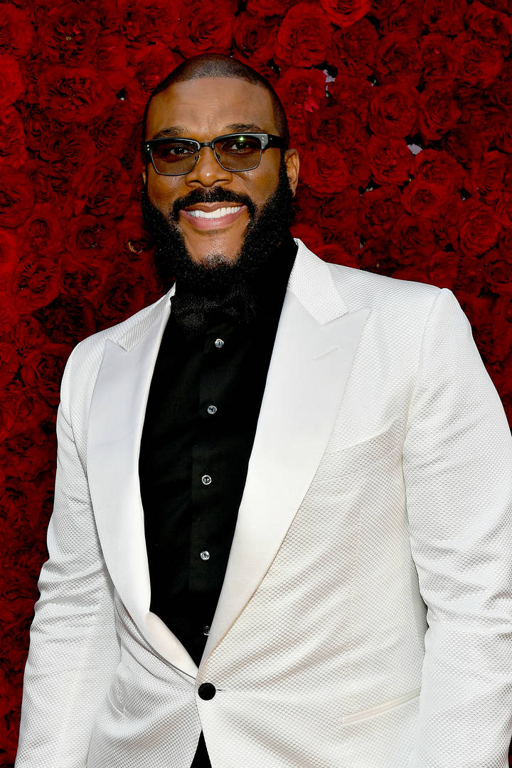 Tyler Perry Tip Workers