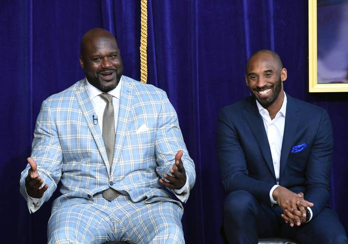 Shaquille O'Neal, Kobe Bryant, Hall of Fame