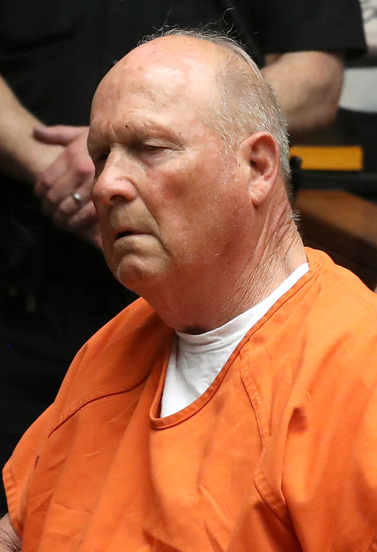 golden state killer in court