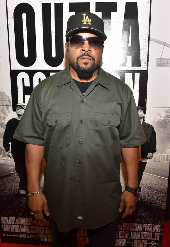 Ice Cube, Marlow Stern, The Daily Beast