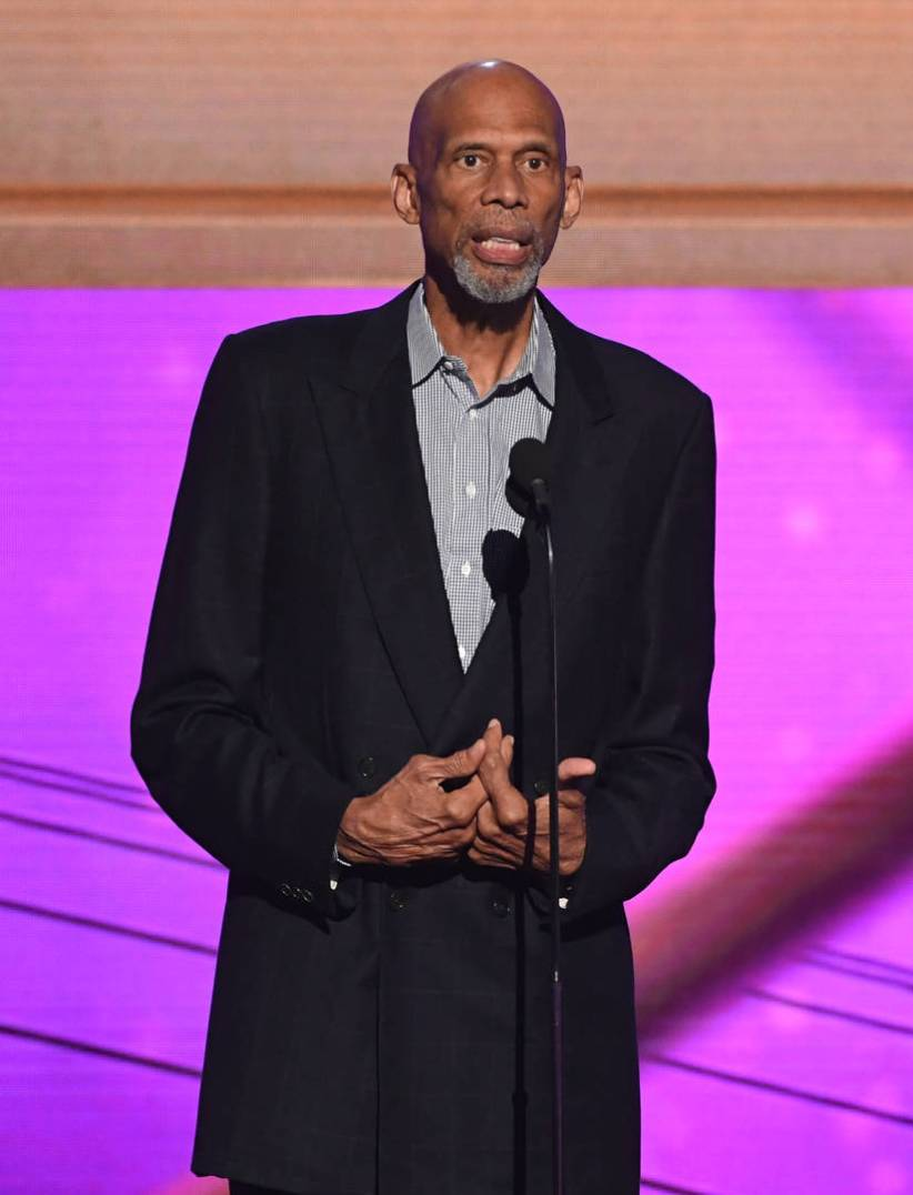 kareem abdul-jabbar basketball anti-semitism jewish black lives matter movement racism hollywood sports celebrities