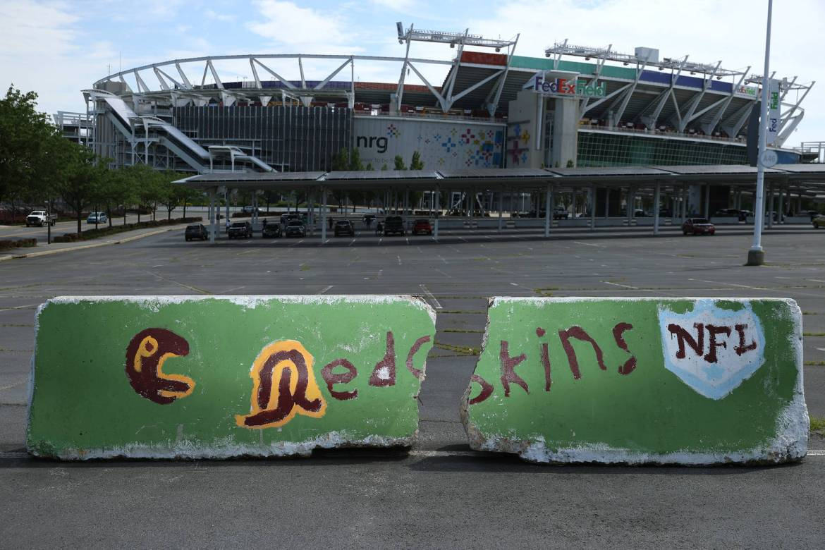 Washington Redskins, Abuse, Harassment