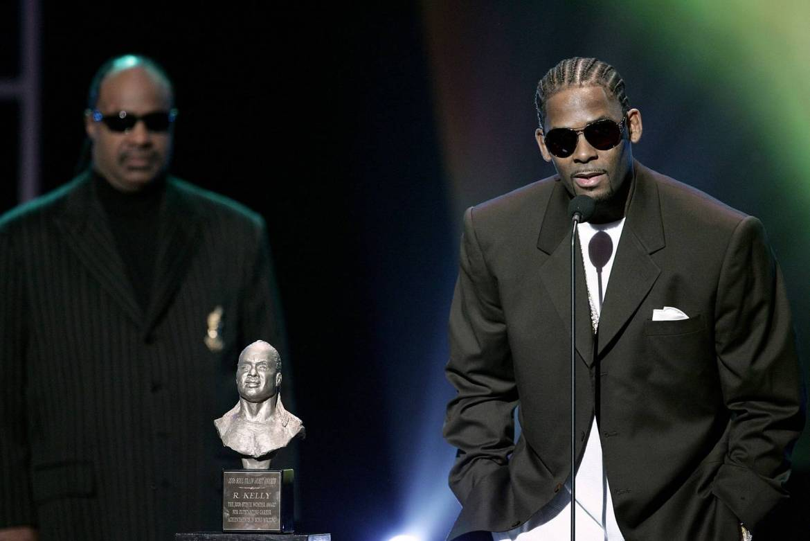 Stevie Wonder, R. Kelly