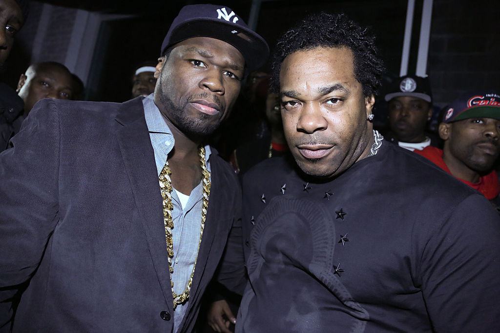 50 Cent Busta Rhymes