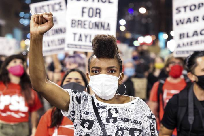 Breonna Taylor, The Courier Journal, Jonathan Mattingly, Book Deal, Police Shooting, The Fight For Truth
