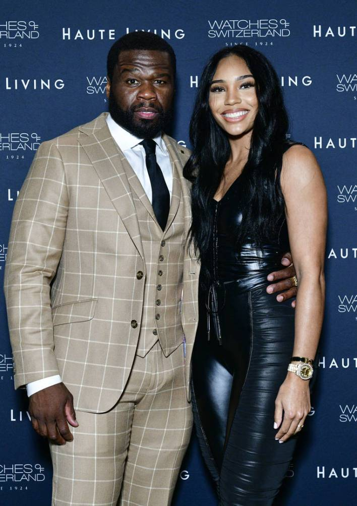 Jamira Haines, 50 Cent, All Things Fall Apart