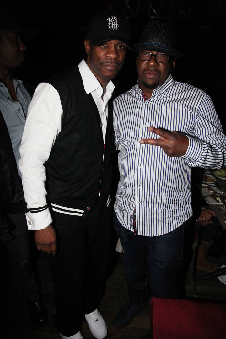 Keith Sweat, Bobby Brown