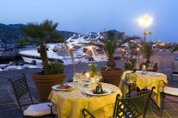 Hotel Conte Sant Angelo Ischia