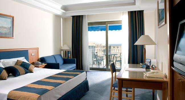 Hotel Royal Continental  Hotel Napoli