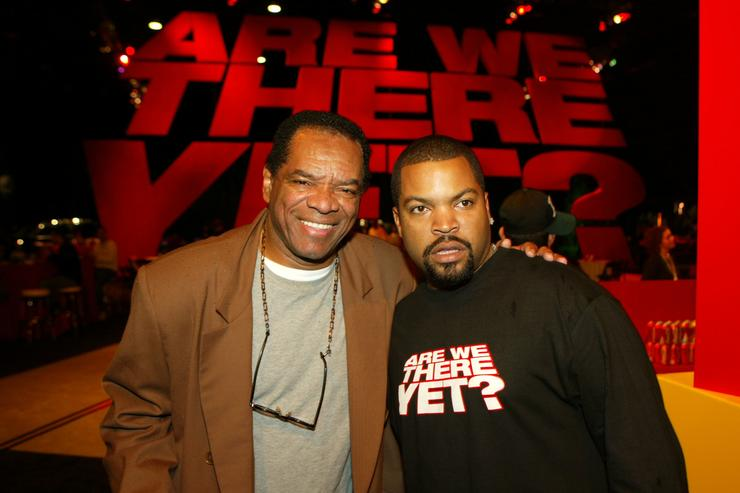 Ice Cube & John Witherspoon