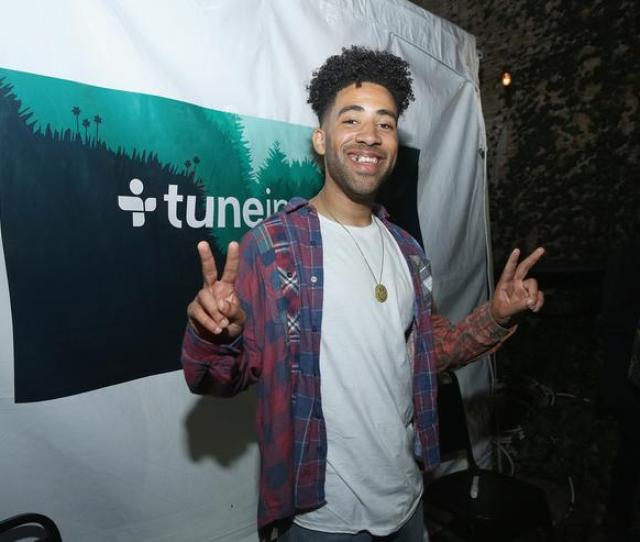 Kyle Attends The Hip Hop Beat Showcase At Tunein Studios Sxsw