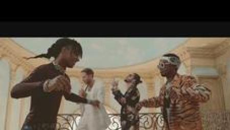 "Image result for Rae Sremmurd Throw Mansion Party With Burns & Maluna In ""Hands On Me"" Video"