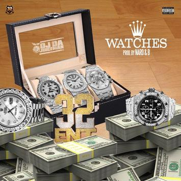 "OJ Da Juiceman - ""Watches"""