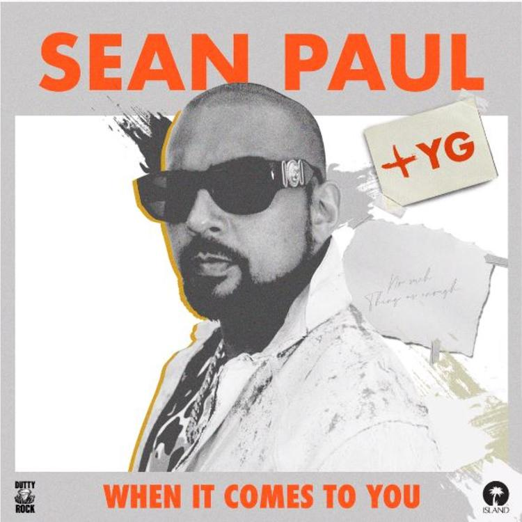 Mp3: Sean Paul – When It Comes To You (Remix)