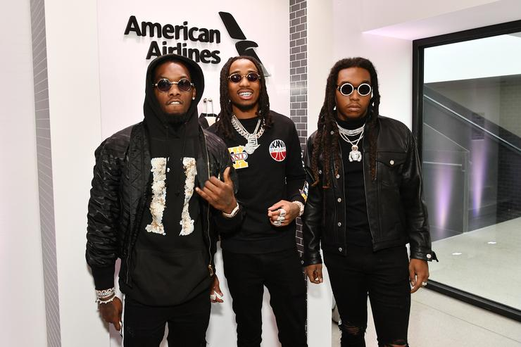 903283ff953 Migos will be presented the award at the Rhythm   Soul Music Awards.