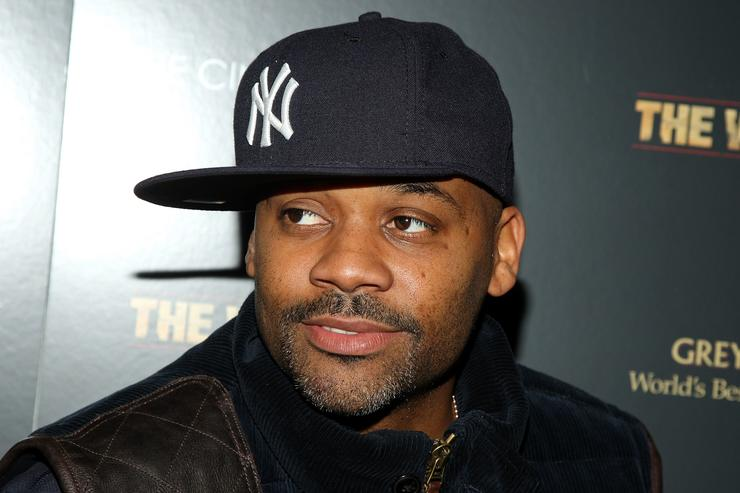 5912848c973 Record producer Damon Dash attends a special screening of  The Wrestler   hosted by The