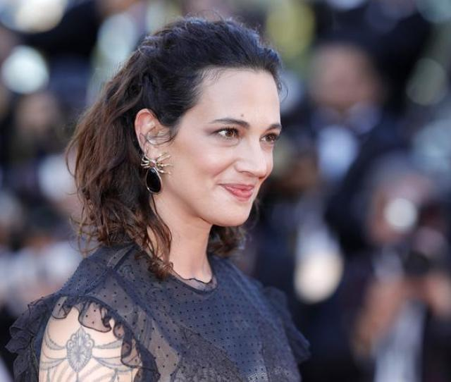 Asia Argento Allegedly Admits To Affair With Minor In Texts Post Sex Pics Leak Online