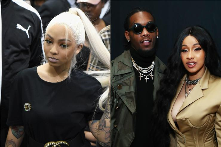 Image result for cuban doll and offset