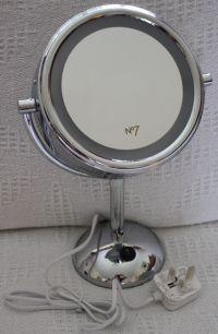 Light Bulb For No7 Makeup Mirror - Mugeek Vidalondon