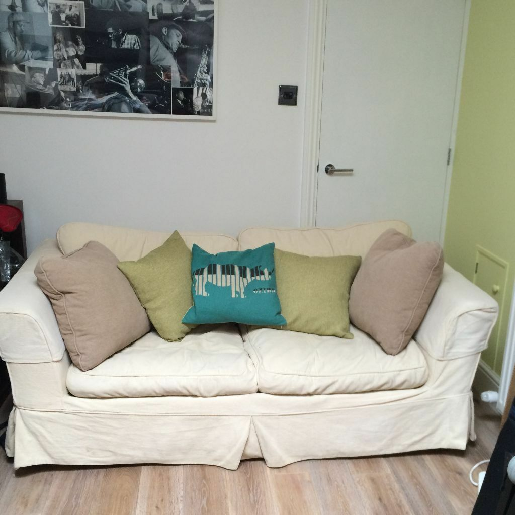 sofa with removable washable covers set 5 seater 12 thousand new cream buy or sell find it used
