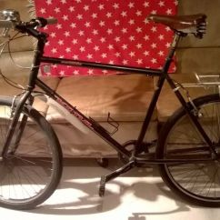 Sofa East London Gumtree Large Corner Leather Uk Kona Steel Frame World Bike With Rack And Brooks Saddle ...