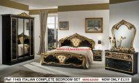 Italian Bedroom Furniture | Italian Bedroom Set | Italian ...