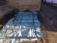 Wilco heavy duty roof rack (taken off a Vauxhall combo ...