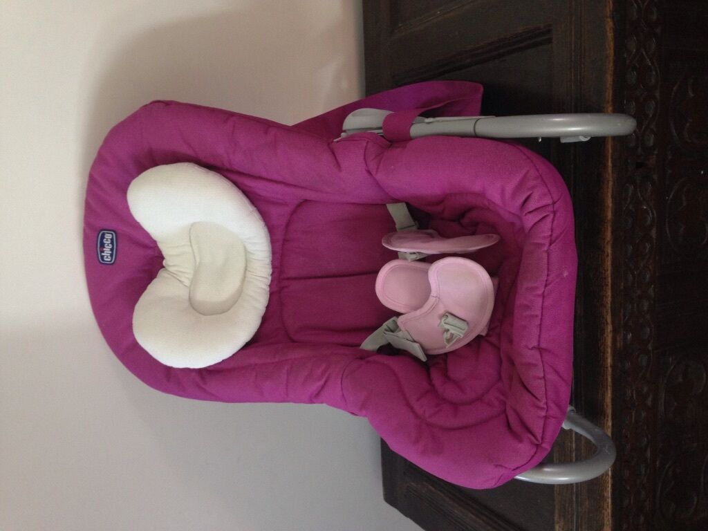 baby pillow chair office support cushion cozy pink with united kingdom gumtree