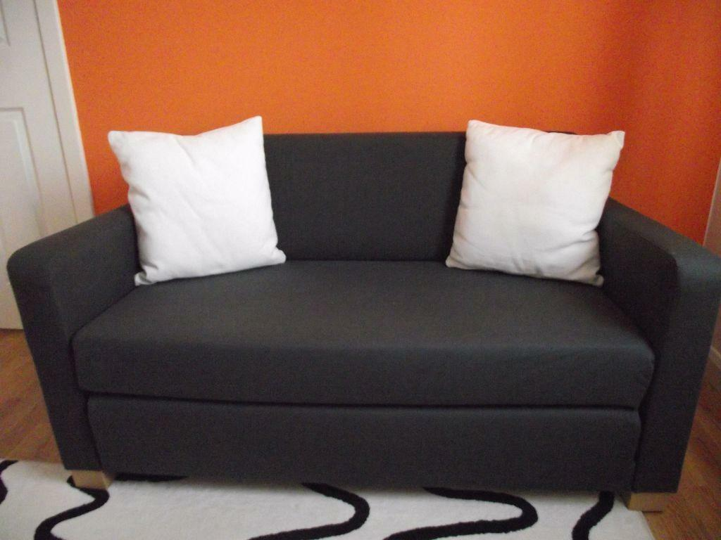 solsta sofa bed ransta dark gray 169 00 inflatable air couch with free electric pump ikea buy sale and trade ads