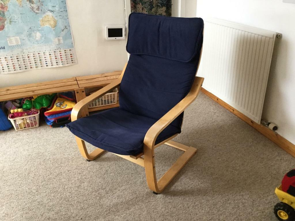 ikea poang chair covers uk yoga stretches for seniors gumtree london  nazarm