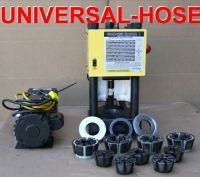 Weatherhead T420 Hydraulic Hose Crimper Machine W Pump | eBay