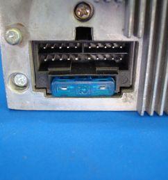 s l1600 xo vision 20 pin radio wire harness stereo power plug back clip xo vision [ 1600 x 1200 Pixel ]