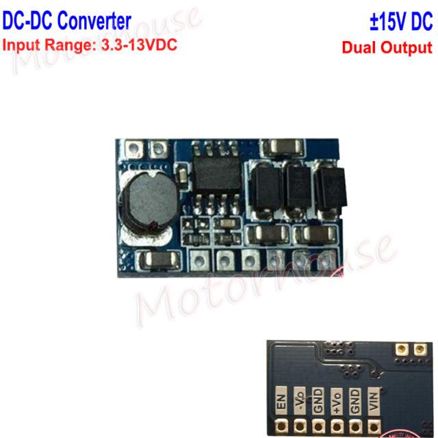 3v 5v To 12v Stepup Dc Converter Circuit