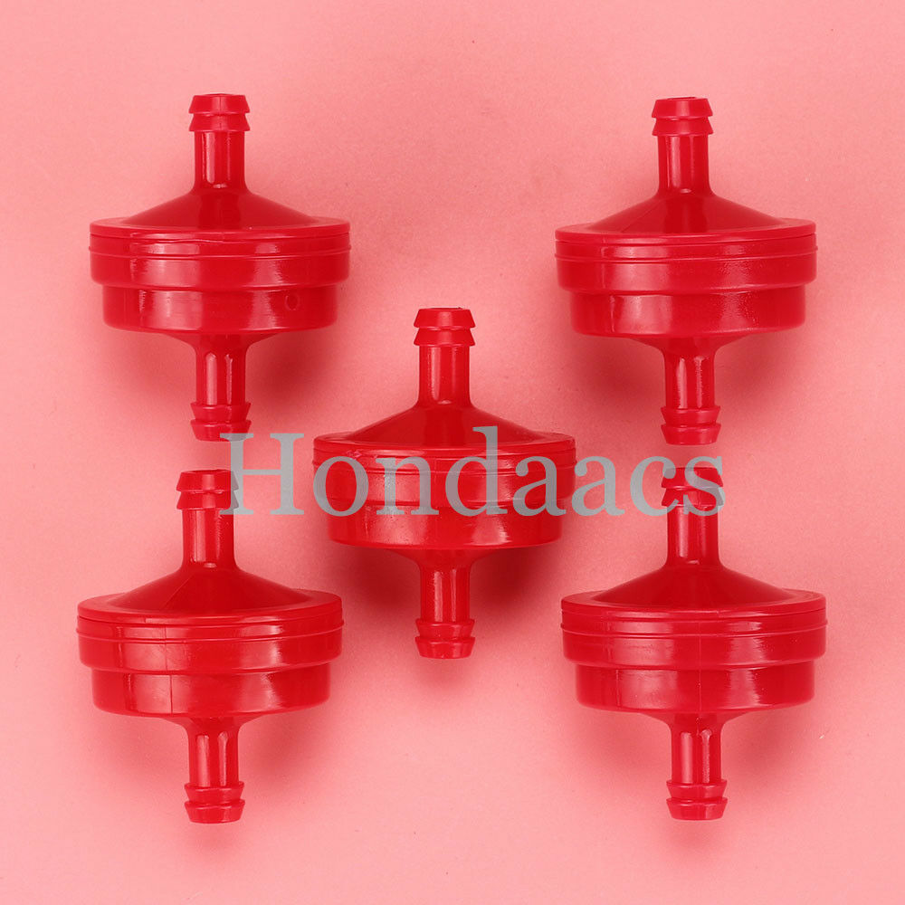 hight resolution of brand new lowest price 5 pcs fuel filter for lawn boy