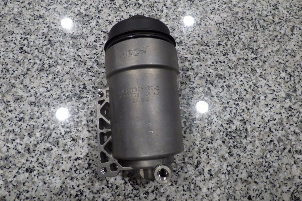 medium resolution of item 3 new genuine mercedes benz fuel filter water separator a5410920503 a5410920805