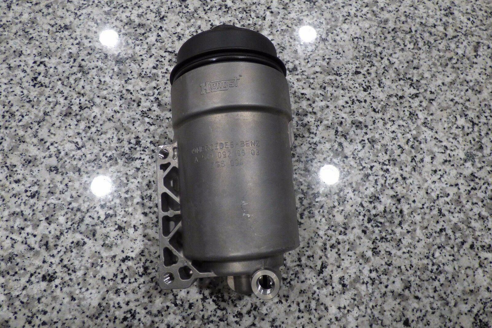 hight resolution of item 3 new genuine mercedes benz fuel filter water separator a5410920503 a5410920805