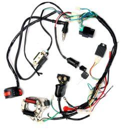 hensim 50cc atv wire diagram best wiring libraryebay 50cc atv wiring harness wiring diagram with description [ 1200 x 1200 Pixel ]