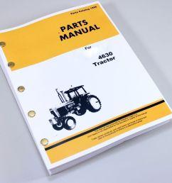 john deere 4630 tractor loader parts manual catalog assembly ebay john deere 4010 wiring schematic john deere 4630 tractor wiring harness [ 1000 x 954 Pixel ]