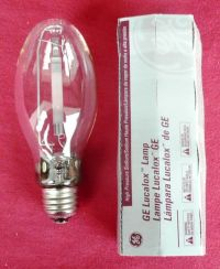 (4) GE 13250 Lu100/med 100 Watt High Pressure Sodium Light